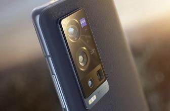 Vivo X60 Pro+ Pamerkan Lensa Buatan Zeiss