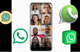 WhatsApp Video Call Bisa untuk Delapan Orang