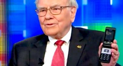 Warren Buffet Inginkan iPhone Punya Smartphone Flip