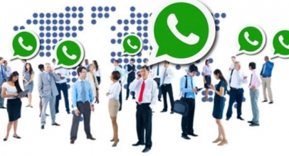 Pengguna WhatsApp Tembus 2 Miliar