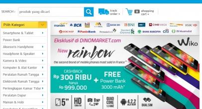 Wiko Mobile Sebar Pre-order Online