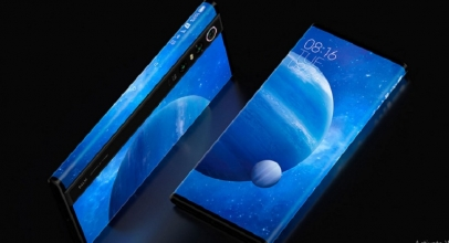 Xiaomi Mi Mix Alpha, Layarnya 180 Persen, Kameranya 108 MP