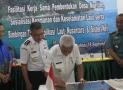 XL Axiata dan Bakamla Bangun Desa Maritim di Asahan