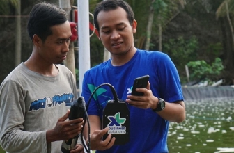 XL Axiata Bangun Smart Aquaculture