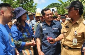 XL Axiata Pasang BTS USO di Pesisir Barat Lampung