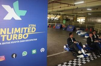 XL Axiata Rilis Xtra Unlimited Turbo untuk Pelanggan Prabayar