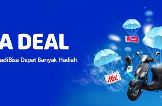 XL Xtra Deal; Tukar Kuota Jadi Hadiah