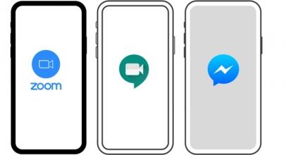 Pilih Zoom, Google Meet atau Facebook Messenger Rooms?