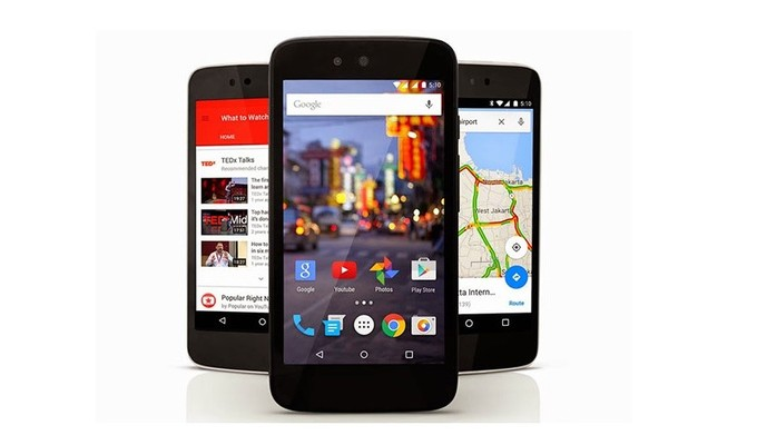 TAMPANG 7 ANDROID ONE