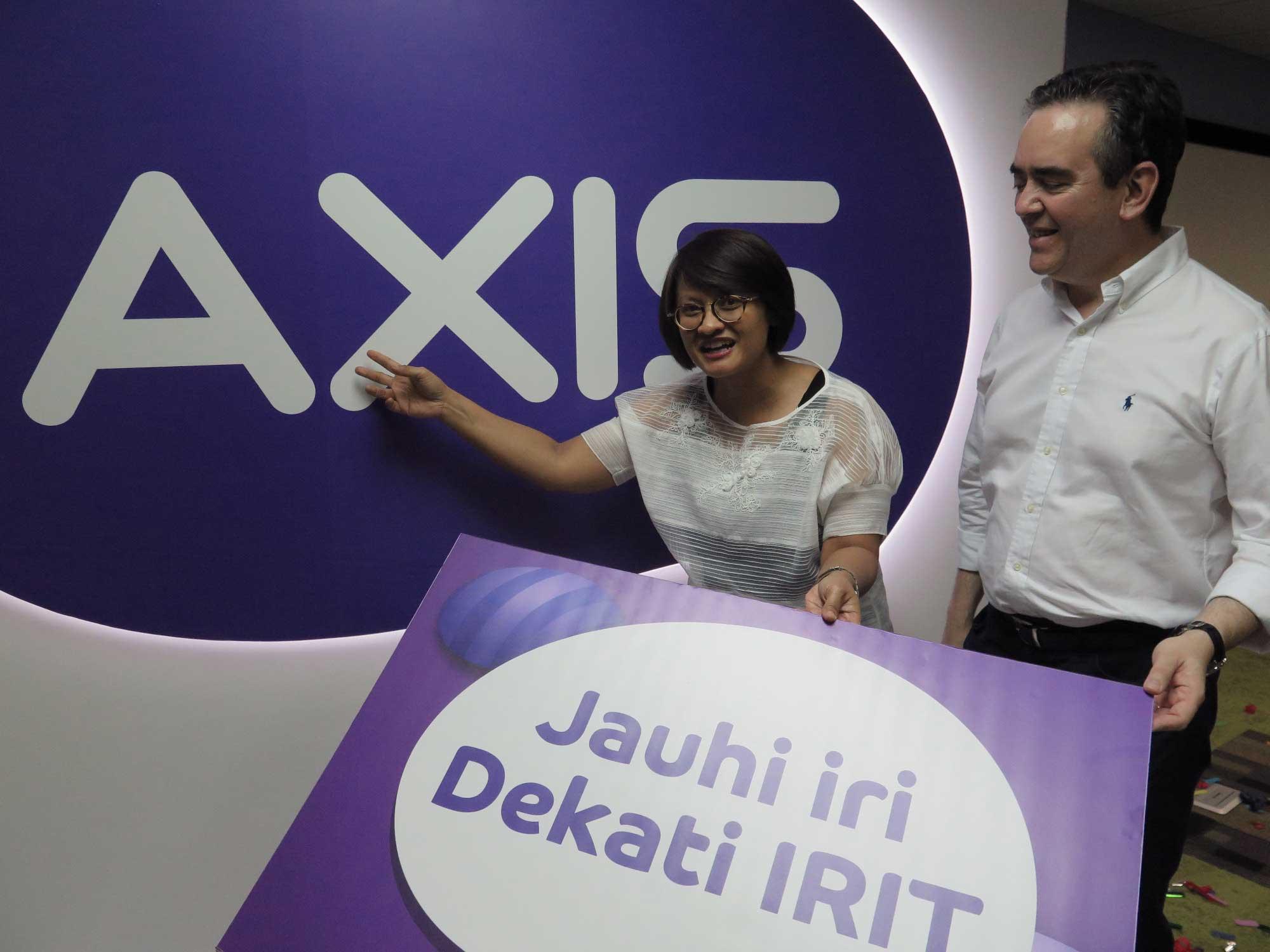 AXIS Fokus Layanan Dasar Dengan Tarif Irit
