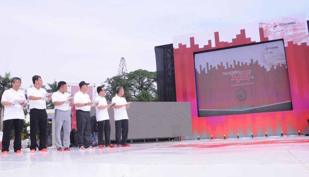 Telkomsel 4G LTE Resmi Hadir di Medan