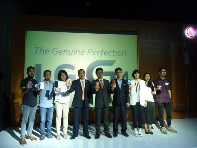LG G4 Hadir, Ini Dia Tempat Membelinya