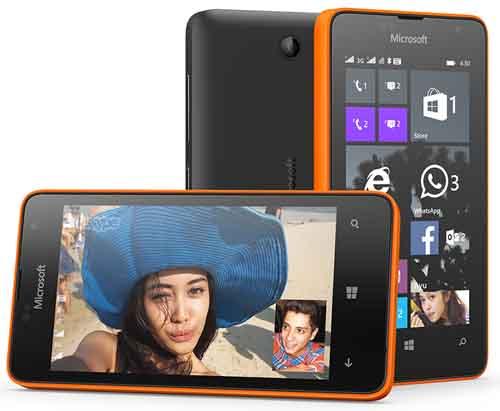 Microsoft Lepas Lumia 430 Rp 649.000,-