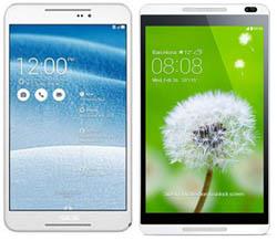 Asus Fonepad 8 VS Huawei MediaPad M1