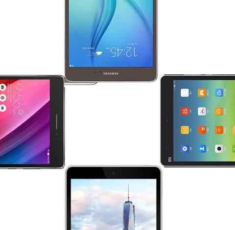 Perang 4 Tablet 8 Inci