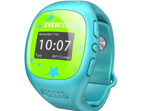 Smartwatch Evercoss J1, Spesial Buat si Kecil
