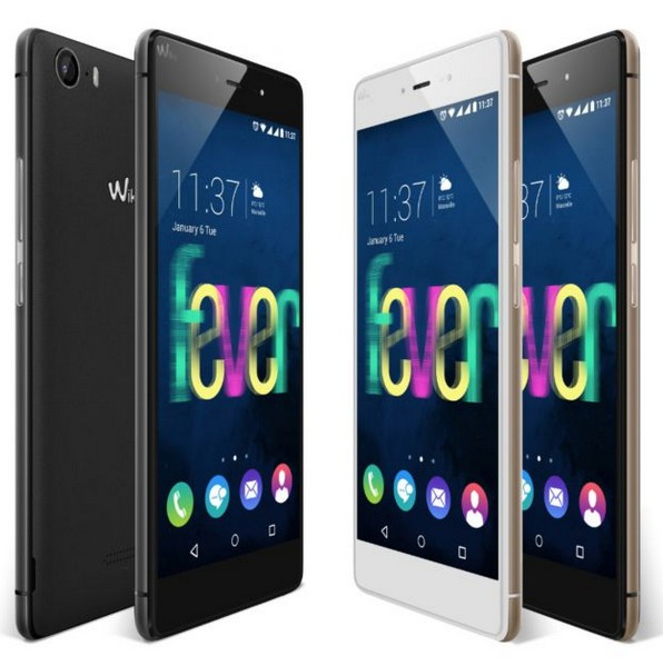 Wiko Mobile Fever Special Edition, Adopsi 2,5D Curved Glass Screen