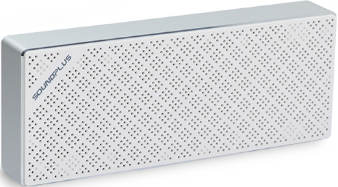 SoundPlus Bluetooth Speaker Ares Moro, Ringkas & Jernih