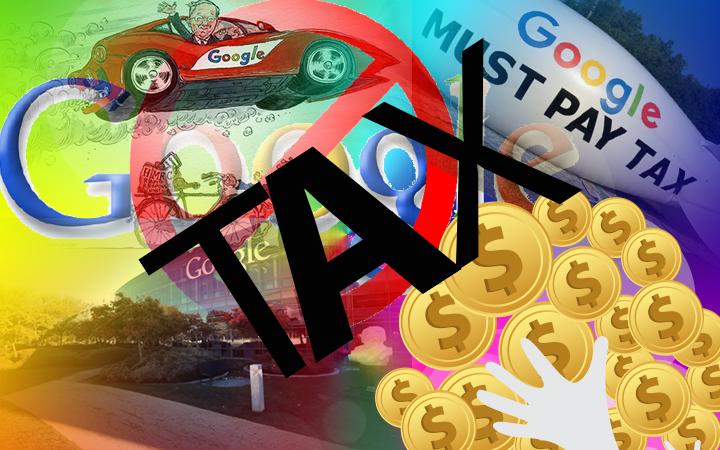 5 Negara Todong Google Bayar Pajak