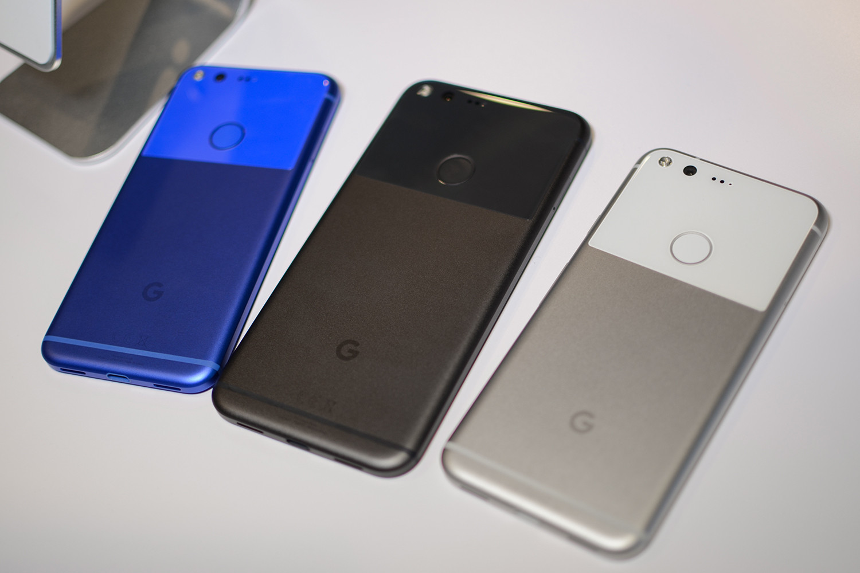 Berburu Google Pixel di Roxy