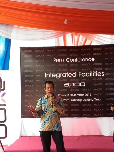 Axioo Bangun Pabrik ke-3 di Cakung untuk Smartphone, Tablet, dan Laptop