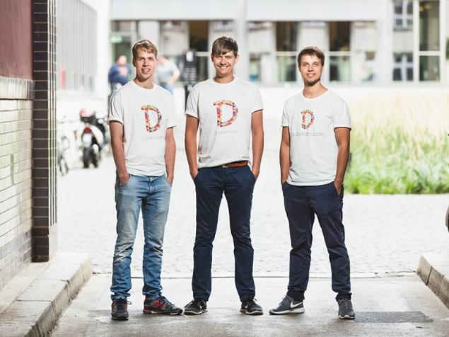 Trio Jerman, Dibalik Dubsmah