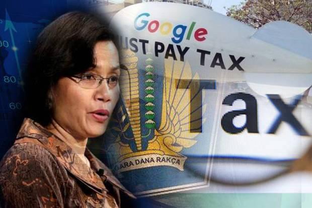 Kejar Google agar Bayar Pajak di Indonesia