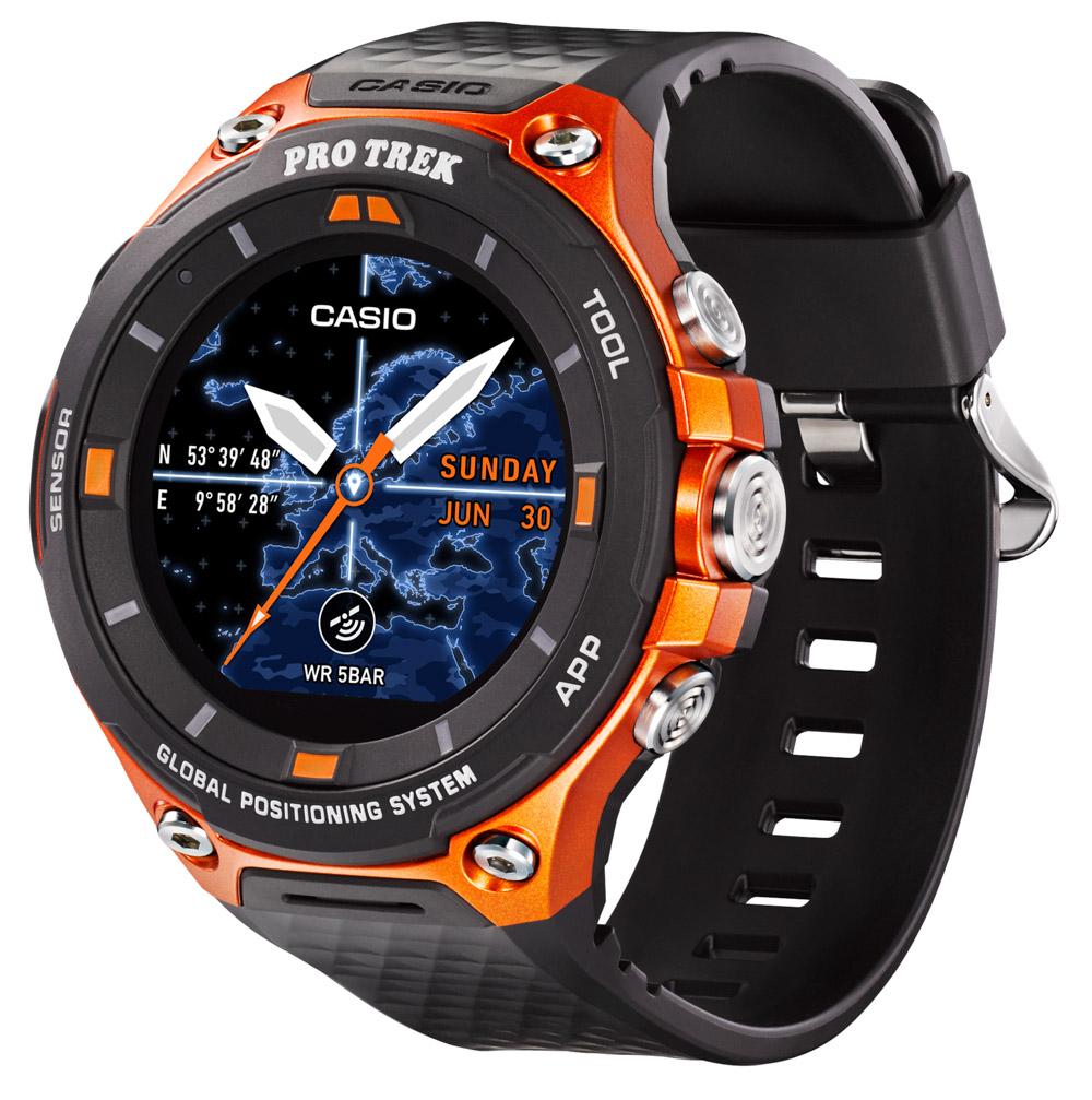 Casio Mulai Jual Pro Trek F20 Smartwatch