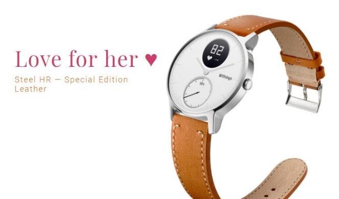 Cinta pada Ibu, Belikan Saja Smartwatch Nokia Steel HR Edition Leather