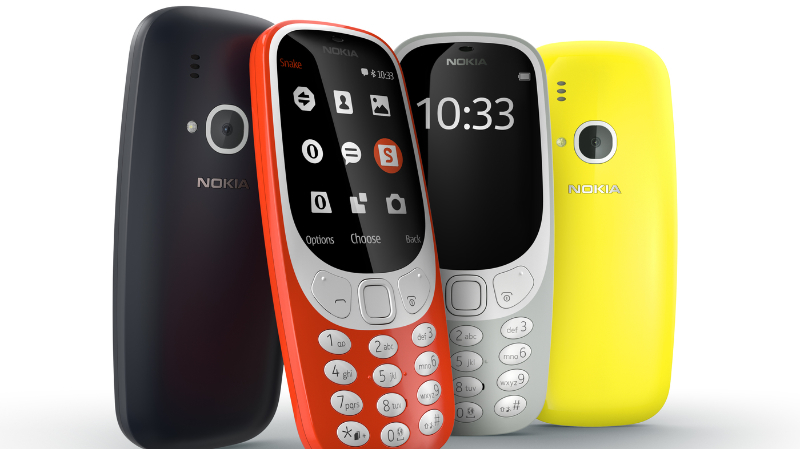Nokia 3310, Catchy dan Makin Bertenaga