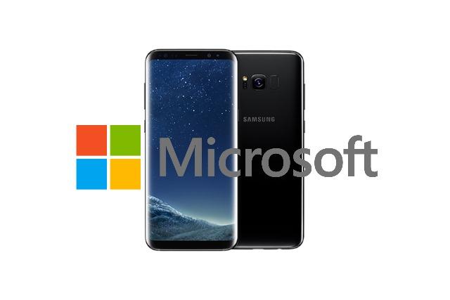 Microsoft Jualan Samsung Galaxy S8