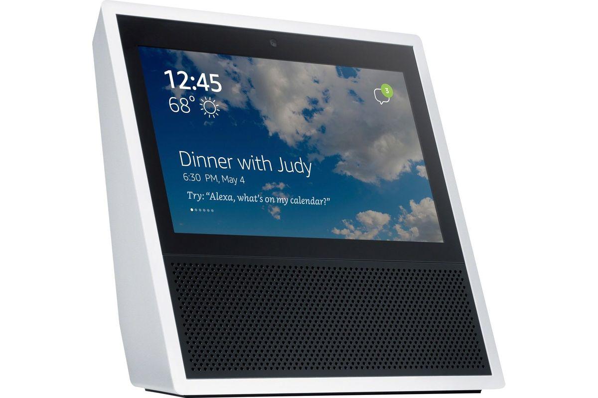 Beda dengan Speaker Kebanyakan, Amazon Echo Kini Adopsi Layar!