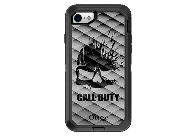 Casing iPhone Call of Duty Dari OtterBox