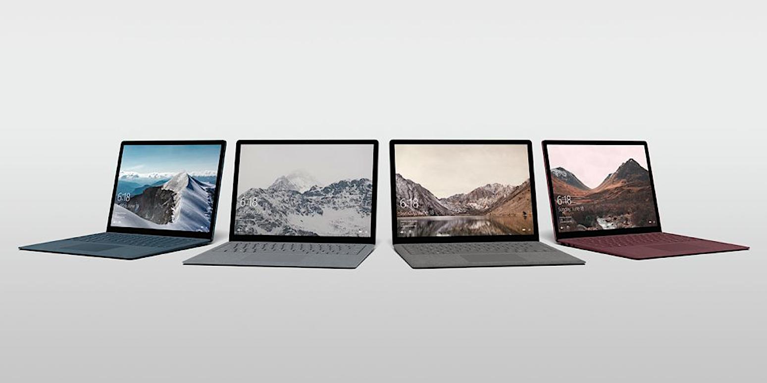 """Microsoft Surface Laptop 13.5"""" Tanpa Layar Bisa Dicopot"""