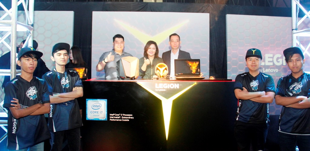 Mantapkan Komitmen di Industri Gaming, Lenovo Jadikan EVOS Brand Ambassador