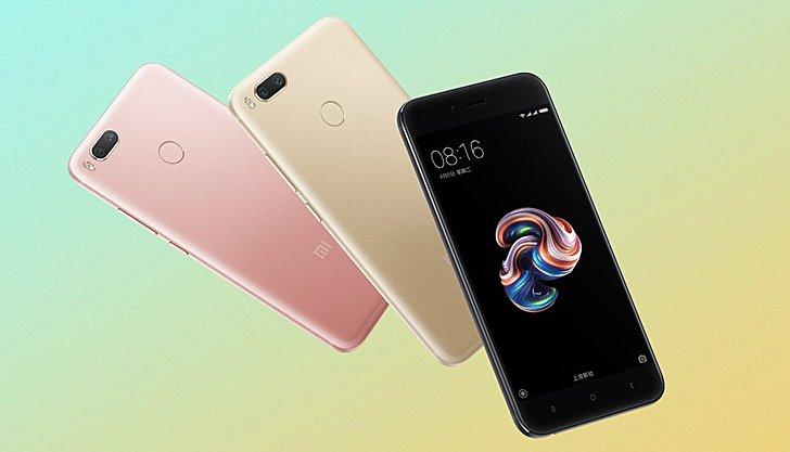 Xiaomi Mi 5X Telah Dapatkan Sertifikasi FCC