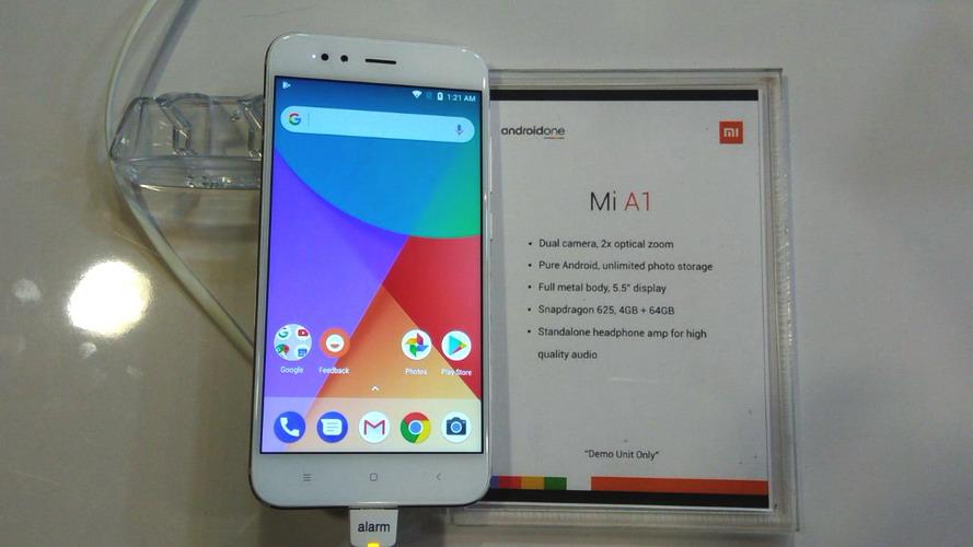 Xiaomi Mi A1 Resmi Hadir di Indonesia dengan Harga Rp 3 Jutaan