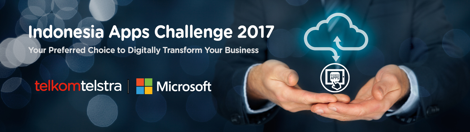 Telkomtelstra bersama Dicoding Gelar Indonesia Application Challenge 2017