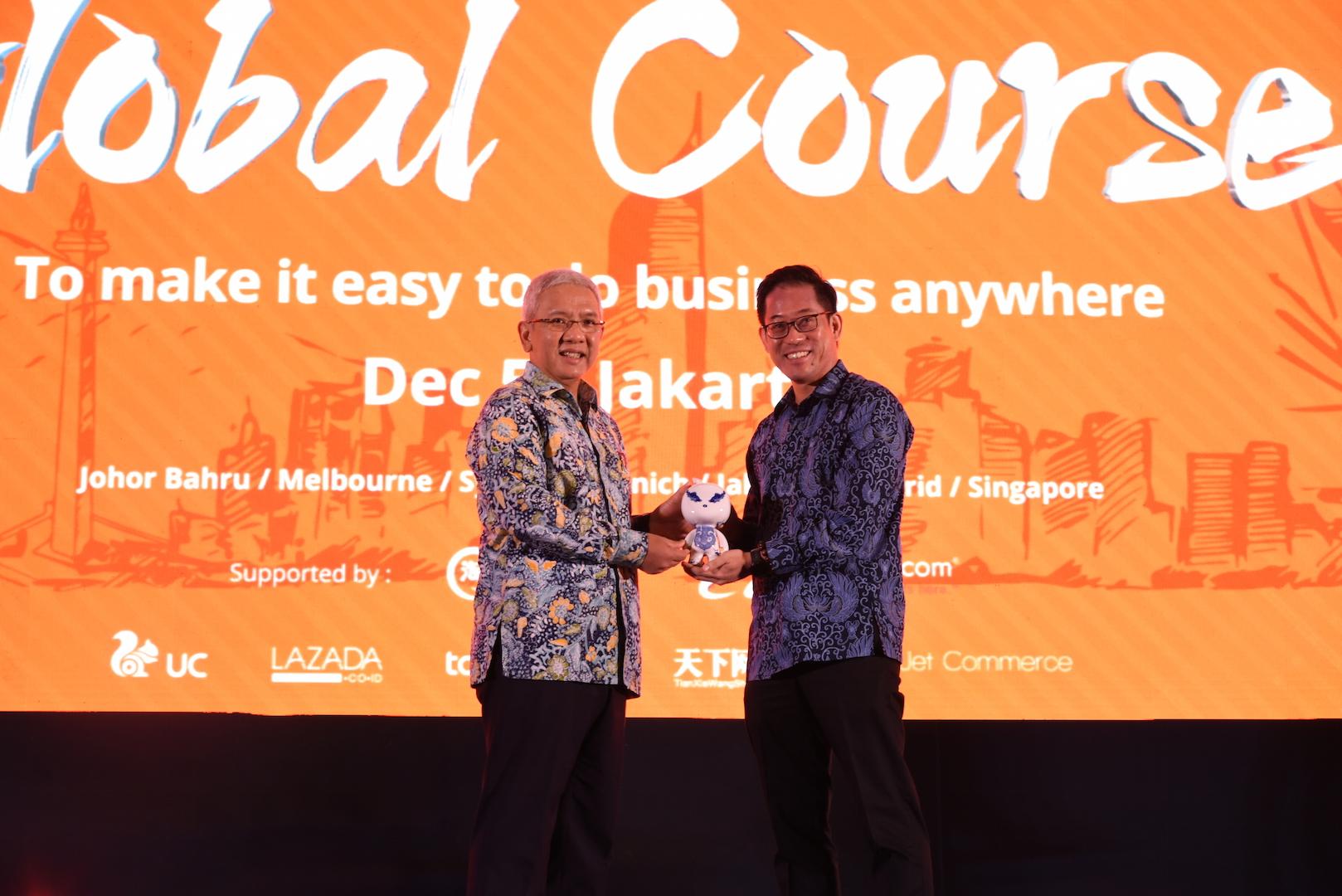 Alibaba Hadirkan Edukasi E-commerce Kelas Dunia bagi UKM Indonesia