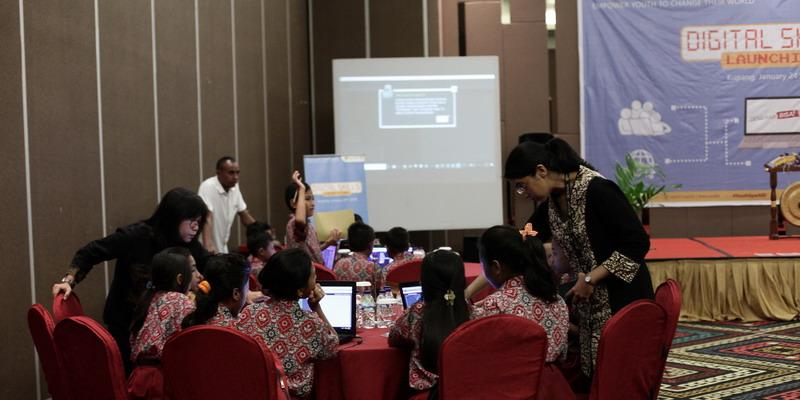 Microsoft dan YCAB Foundation Perkenalkan Digital Skill dan Generasi Bisa!
