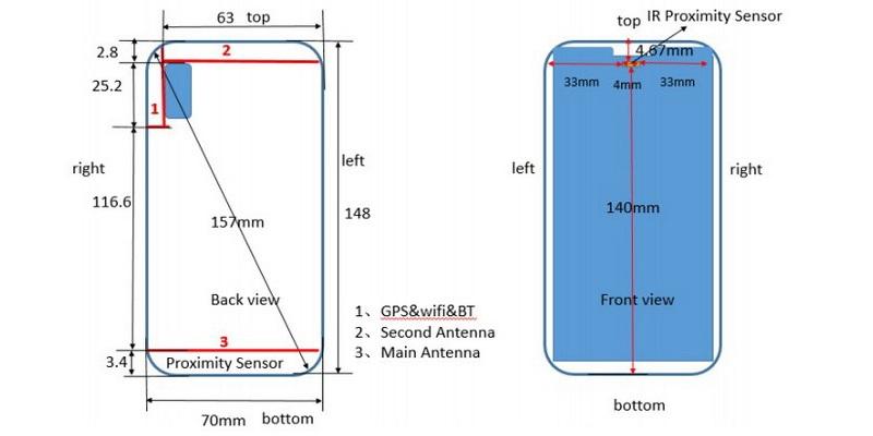 Huawei P20 Lite Usung Layar 19:9 dengan Top Notch