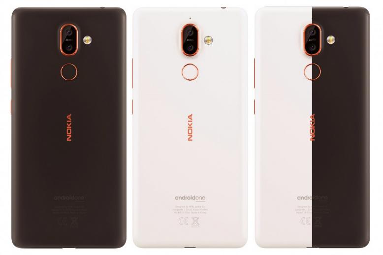 Nokia 7 Plus Miliki Tiga Varian Warna Kece