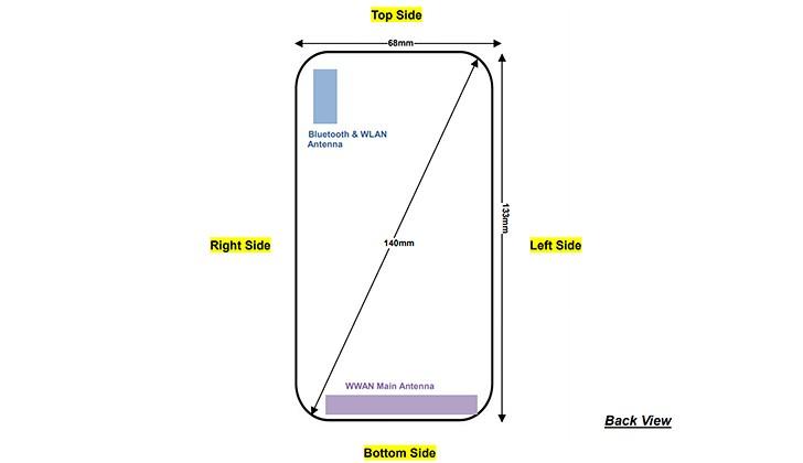 TA-1056, Feature Phone Mini Milik Nokia