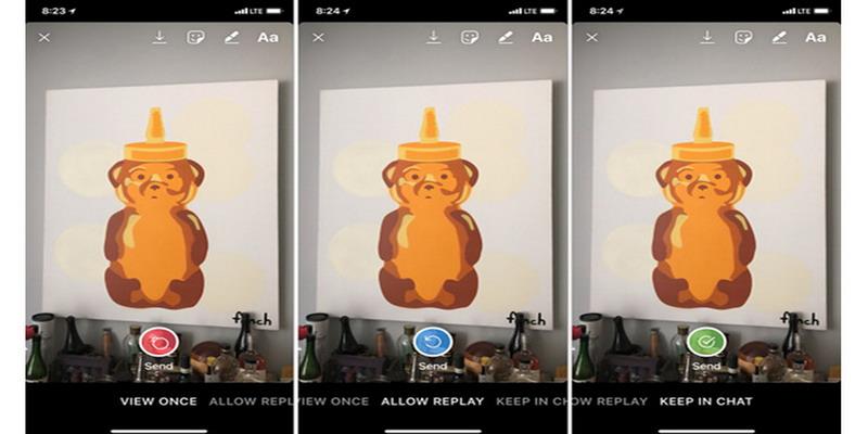 Saingi Snapchat, Instagram Hadirkan Pilihan Replay Baru