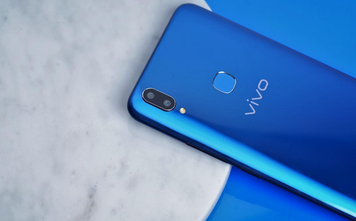 Vivo V9 Cool Blue Limited Edition Lebih Fashionable