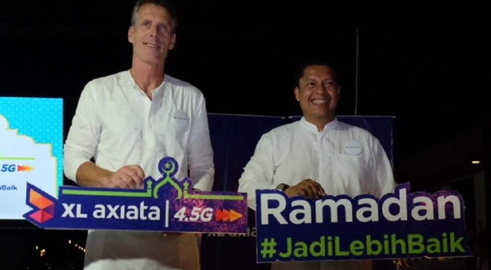 XL Axiata Siapkan Paket Ramadhan dan Aksi Sosial  #JadiLebihBaik