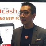 layanan dompet digital Tcash