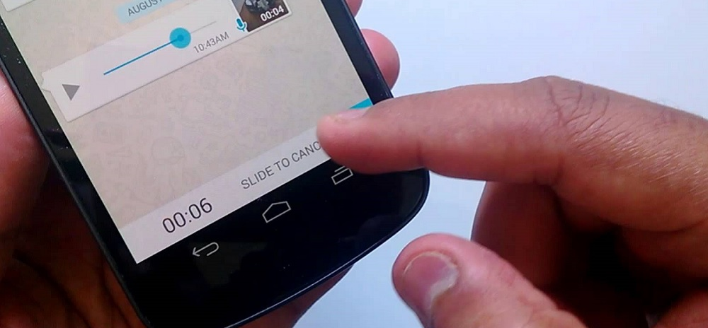 WhatsApp Siapkan Menu Lock Rekaman Suara