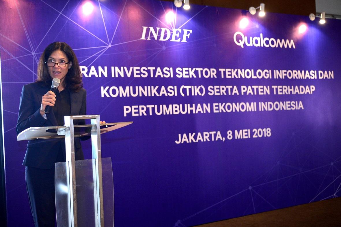Investasi dan Paten di Sektor TIK Buka Peluang Pertumbuhan Ekonomi Indonesia