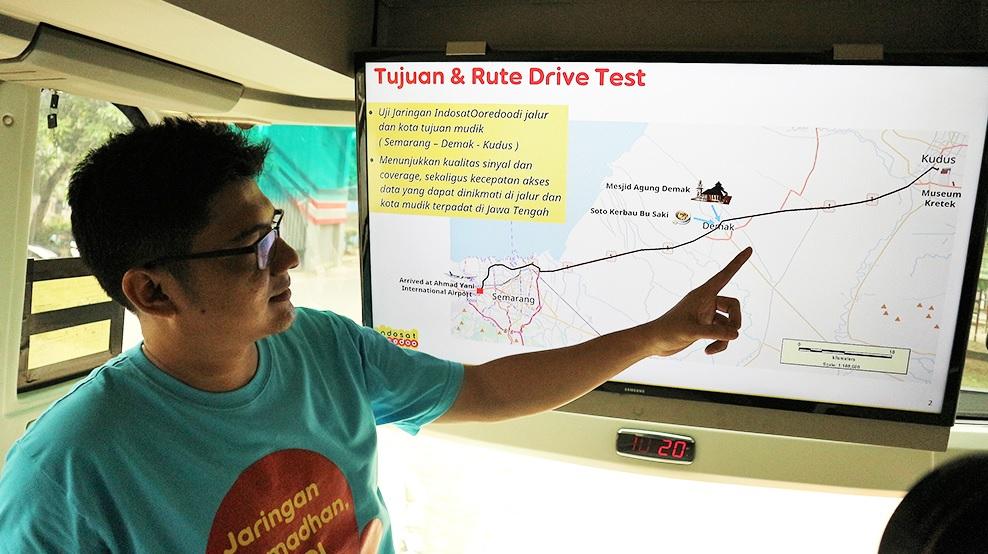 Jaringan Telko Indosat Ooredoo Siap Akomodir Libur Lebaran